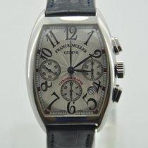 Franck Muller Cintree Curvex Chronograph Automatic Ref. 7880...