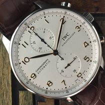 IWC Portuguese Chronograph Mint Condition