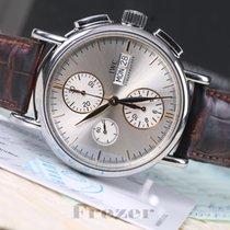 IWC Portofino Chronograph Silver Dial
