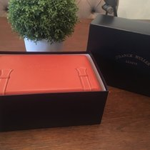 Franck Muller Casa Blanca Franc Muller Box with a leather...