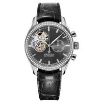 Zenith El Primero Chronomaster Lady Steel 38mm Black United States of America, Pennsylvania, Holland