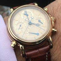 Paul Picot rare Atelier Technicum Rattrapante Chronometer,...