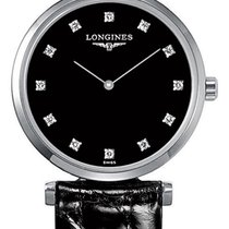 Longines La Grande Classique Steel 24mm Black United States of America, New York, Airmont