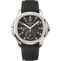 Patek Philippe Aquanaut Steel 40.8mm Black Arabic numerals United States of America, New York, NEW YORK