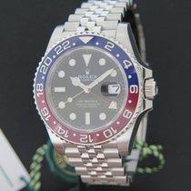 "Rolex GMT Master II NEW 126710 BLRO ""Pepsi"""