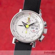 Alain Silberstein Krono Bauhaus Chronograph Automatik Limitiert