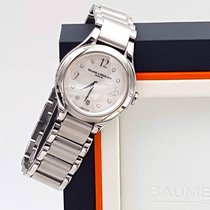 Baume e Mercier Promesse Mother of Pearl & Diamonds 30 mm 1...