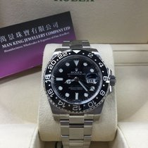 勞力士 GMT-Master II 鋼 40mm 黑色 無數字 香港, Hong Kong