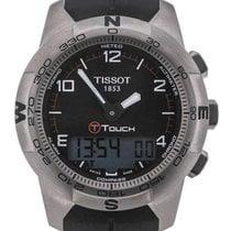 Tissot T-Touch II nuevo 43mm Titanio