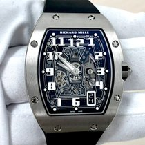 Richard Mille RM 67 Titanium 38.70mm Transparent Arabic numerals United States of America, New York, New York