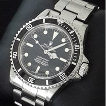 Rolex 5512 Acero 1977 Submariner (No Date) 40mm usados