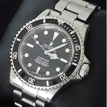 Rolex 5512 Acier 1977 Submariner (No Date) 40mm occasion