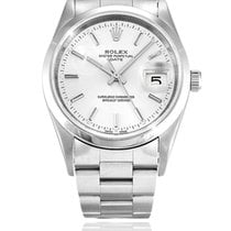 Rolex Datejust (Submodel) pre-owned Steel