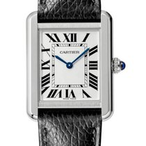 Cartier new Quartz 31mm Steel Sapphire Glass