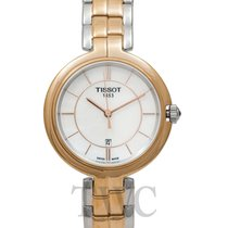 Tissot Flamingo 30mm Mother of pearl