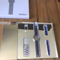 Swatch Platinum 36mm Automatic SAZ101 new United Kingdom, essex