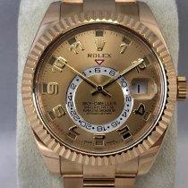 Rolex Sky-Dweller 326938 2014 pre-owned