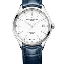 Baume & Mercier Clifton Steel United States of America, Iowa, Des Moines