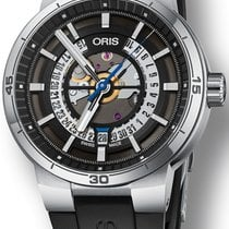 Oris TT1 Steel United States of America, New York, New York