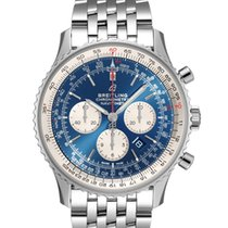Breitling Navitimer 01 (46 MM) new 2020 Automatic Chronograph Watch with original box and original papers AB0127211C1A1