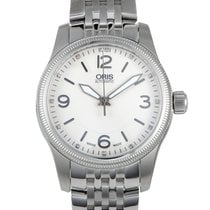 Oris new Automatic Display Back Steel