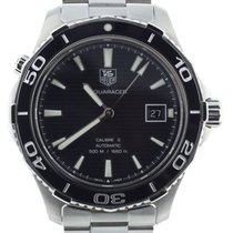 TAG Heuer Aquaracer 500M Steel 41mm Black United States of America, Illinois, BUFFALO GROVE