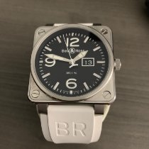 Bell & Ross BR 01-96 Grande Date Steel 46mm Black United States of America, California, San Diego