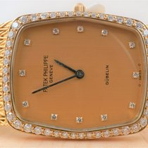 Patek Philippe Yellow gold 27mm Quartz 3870 pre-owned