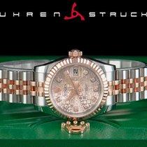 Rolex Lady-Datejust Gold/Stahl 26mm Keine Ziffern Deutschland, Essen