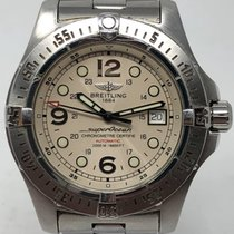 Breitling Superocean Steelfish Steel 44mm White Arabic numerals United States of America, Maryland, Olney
