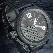 U-Boat pre-owned Automatic 50mm Black Sapphire crystal
