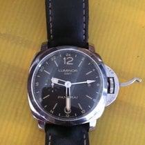 Panerai Luminor 1950 3 Days GMT Automatic Steel 44mm Black Arabic numerals United Kingdom, brighton and hove