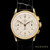 Universal Genève Compax 12445 1950 pre-owned