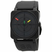 Bell & Ross BR 01-92 Steel 46mm United States of America, New York, New York