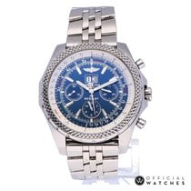Breitling Bentley 6.75 Blue