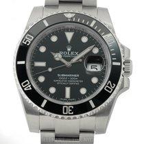 Rolex 116610 Stahl Submariner Date 40mm neu