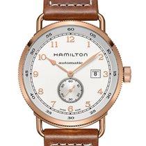 Hamilton Men's H77745553 Khaki Navi Pioneer Watch