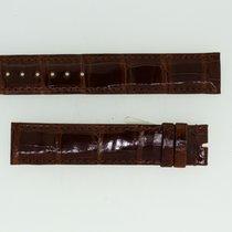 Cartier Teile/Zubehör Z-300-P-101 neu Krokodilleder Braun