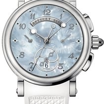 Breguet Steel 34.6mm Automatic Marine new