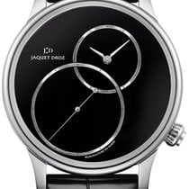 Jaquet-Droz Grande Seconde Steel 43mm Black United States of America, New York, Airmont