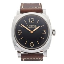 Panerai PAM00587 Steel 2010 Special Editions 47mm pre-owned