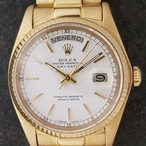 Rolex ref. 18038 Very good Yellow gold 36mm Automatic
