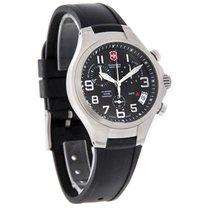 Victorinox Swiss Army Base Camp Mens Chronograph Quartz Watch...
