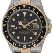 Rolex : GMT-Master II :  16713 :  18k Gold & Stainless Steel :...