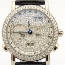 Ulysse Nardin 39mm Automatic pre-owned GMT +/- Perpetual