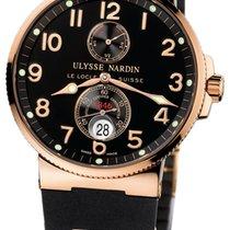 Ulysse Nardin Marine Chronometer 41mm neu 41mm Roségold