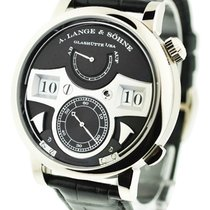 A. Lange & Söhne Zeitwerk 44.2mm Black United States of America, California, Beverly Hills