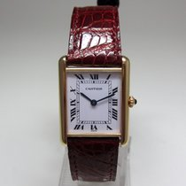 Cartier Tank (submodel) Yellow gold
