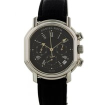 Daniel Roth 36mm Automatic 2010 pre-owned Black