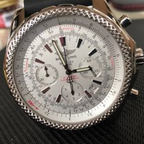 Breitling Chronograph 48mm Automatic 2006 new Bentley Motors White